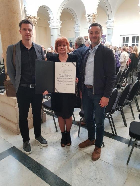 Nagrada Muzeju Valpovštine